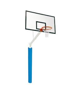Protección poste canasta basket fija ESTEBAN