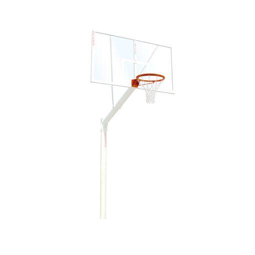 Canasta baloncesto 165 metacrilato fija ESTEBAN