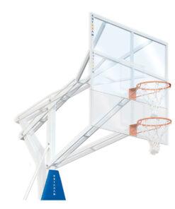 Detalle canasta Basket-Minibasket impermeable ESTEBAN