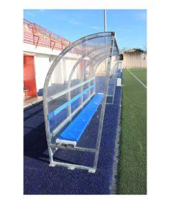 Marquesina Exterior Futbol