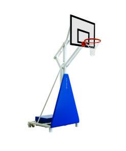 Canasta minibasket baloncesto trasladable
