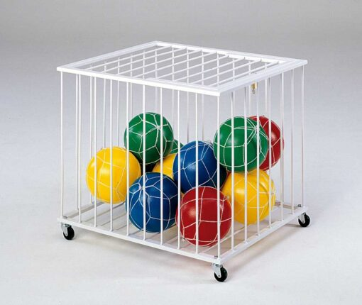Carro para balones