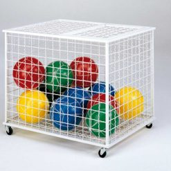 Carro para balones reforzado