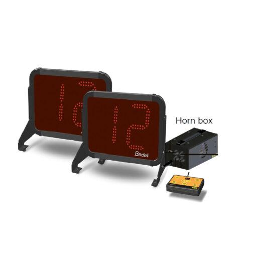 Control tiempo waterpolo Bodet